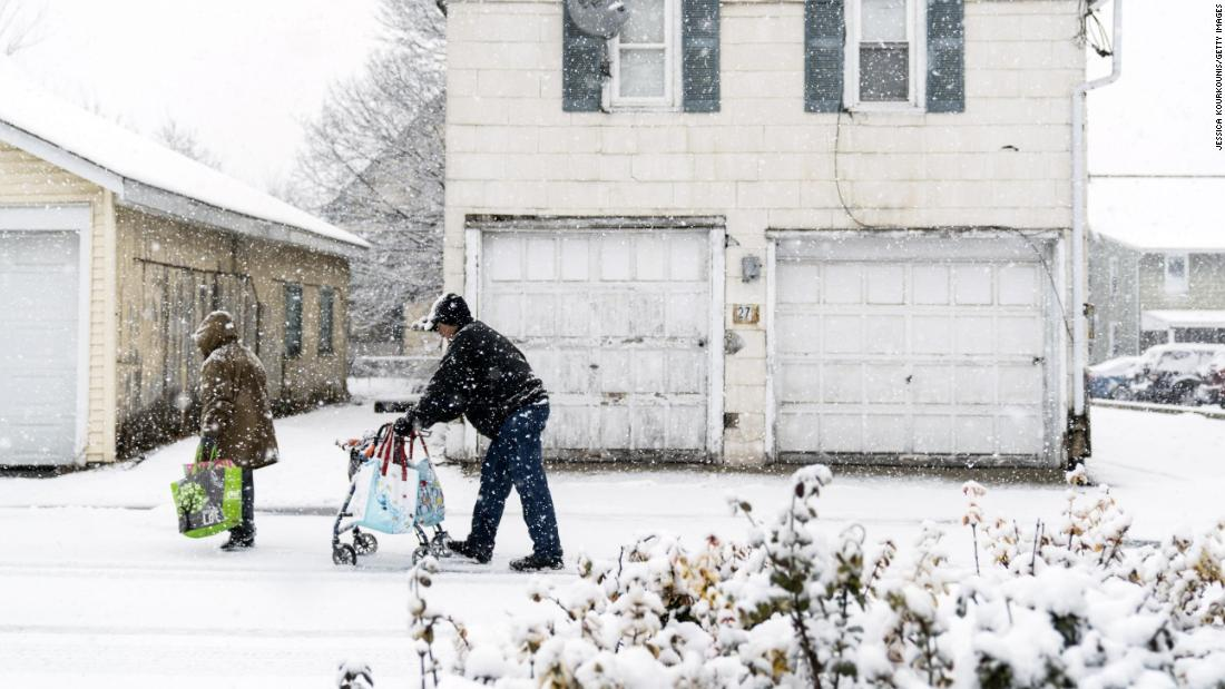 Second nor\'easter in a week intensifies as it moves up East Coast - CNN