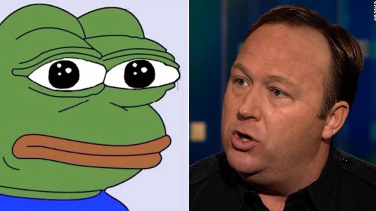 The Creator Of Pepe Frog Is Suing Infowars