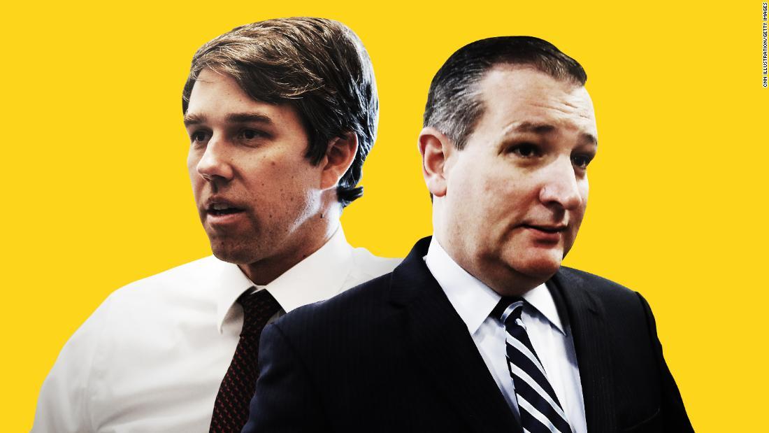 Why the close Cruz-O'Rourke poll should make the GOP nervous