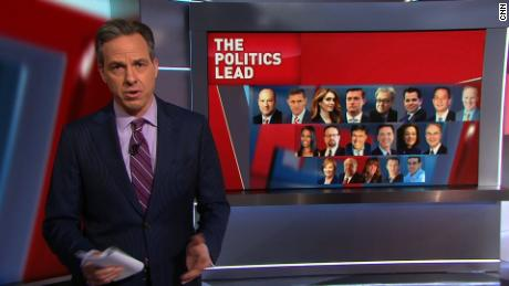 Tapper: It's not just who left Trump, it's why