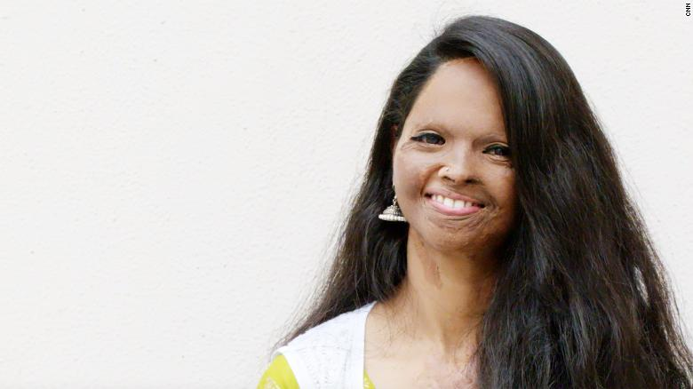 Laxmi Agarwal: Refusing to hide her scars