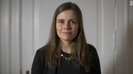 Katrin Jakobsdottir: Iceland gets tough on equal pay