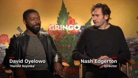 David Oyelowo stars in the action-comedy, 'Gringo'_00003716