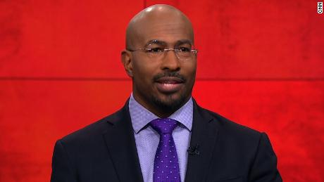 Van Jones New Day 03082018