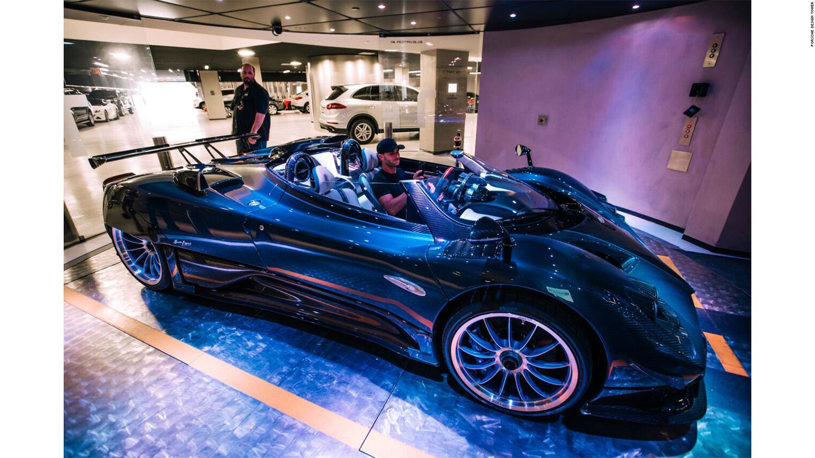 luxury cars you can sleep in  Inside the luxury condos that turn supercars into the main event ...