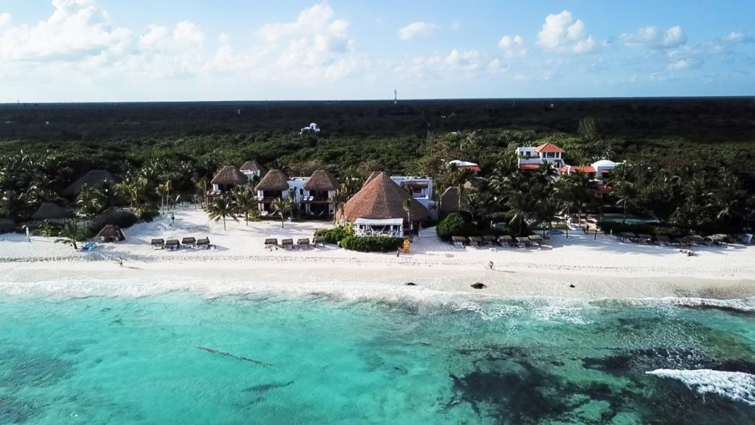 The hotel that's shaking up the Riviera Maya