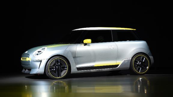 Expect to see all-electric Minis on the roads by 2019, marking the 60th anniversary of the legendary marque's first car.