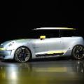 Mini Electric Concept Car