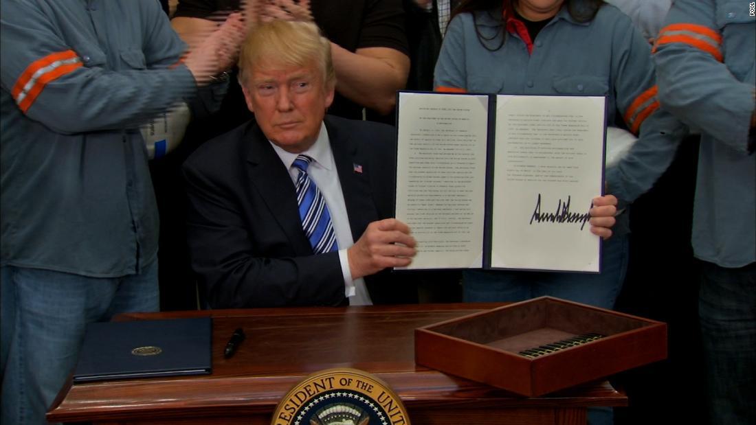 Republicans in key midterm races caution against Trump's new tariffs
