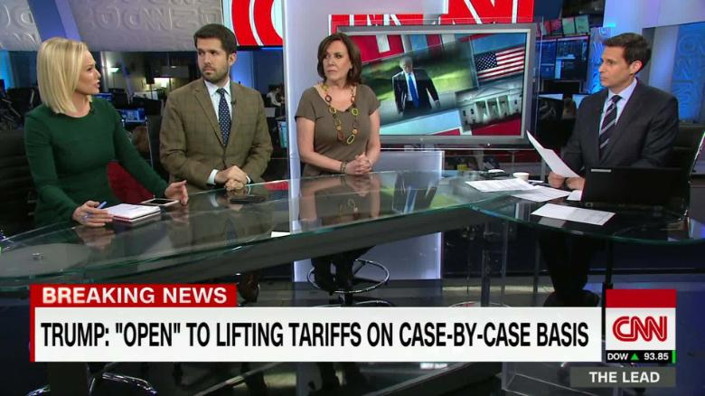 Lead panel 1 trump white house tariffs live _00004411
