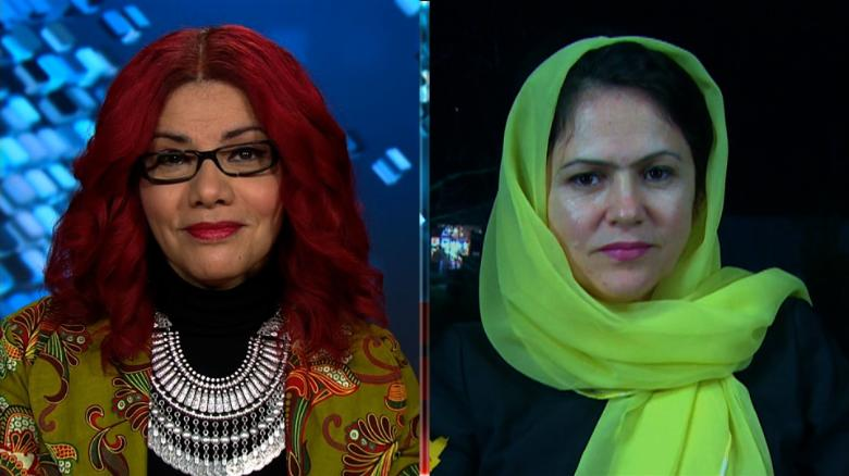 Women's Day through Afghan and Egyptian eyes