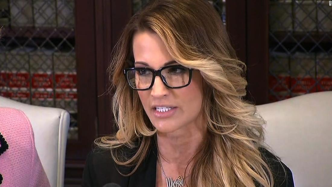Porn Star Accuses Trump Of Unwanted Advances Cnn Video