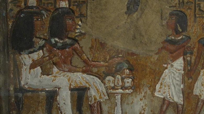#Timesup in Ancient Egypt