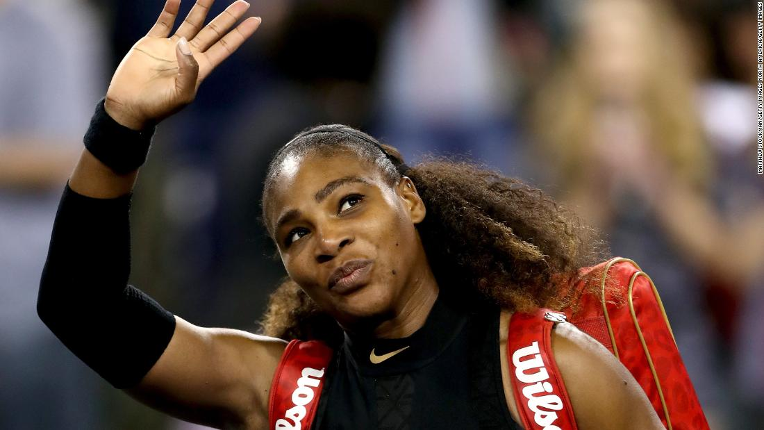 Serena Williams wins in tennis comeback in Indian Wells