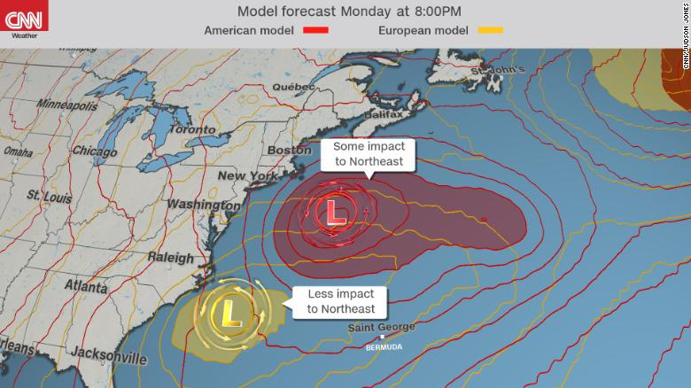 snow threat after two nor easters in a week