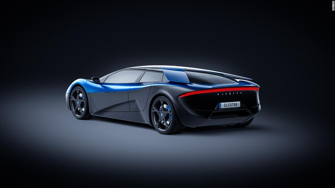 The Swiss-German built four-door car will have its top speed limited to 155mph (250 kph) but it boasts a range of over 600km on a single charge. <br />