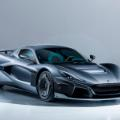 The Rimac C_Two electric supercar