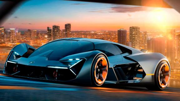 """Stefano Domenicali, Lamborghini CEO and Chairman, said the project """"intends to write an important page in the future of super sports cars."""""""