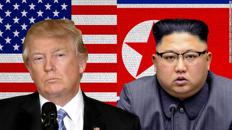 Trump says two sites on table for Kim talks; US officials prefer Singapore