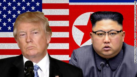 CNN Poll: Three-quarters approve of Trump's plans to meet with Kim Jong Un