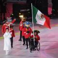 Mexico winter paralympics opening ceremony