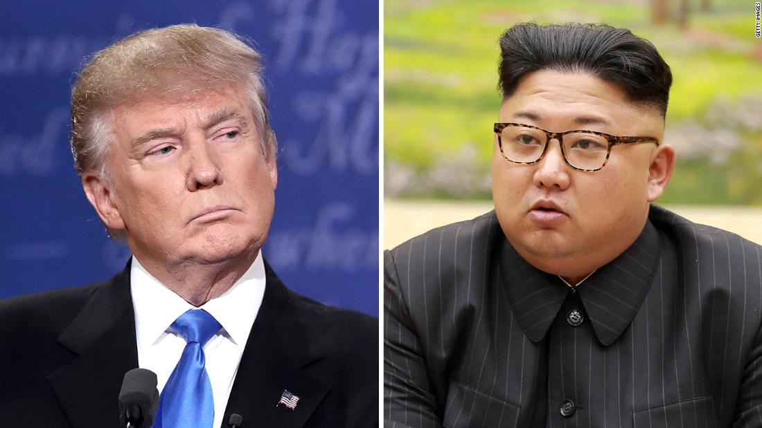 image of Trump may invite Kim Jong Un to the US