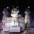 winter paralympics opening ceremony drums