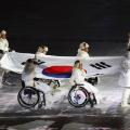 winter paralympics opening ceremony south korea
