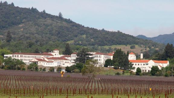 The Veterans Home of California in Yountville in 2011.