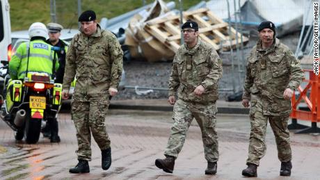 UK hints at sanctions over Russia spy attack