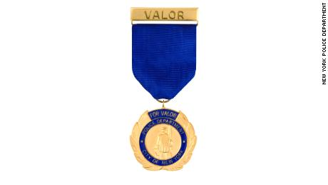 NYPD Medal of Valor