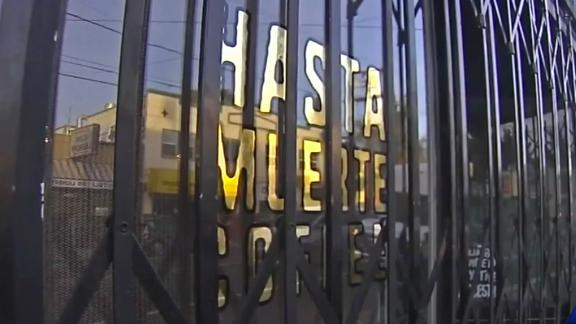 """Owners of Hasta Muerte Coffee told an Oakland police officer to leave because they have a policy of asking cops to leave for the """"physical and emotional safety"""" of  customers."""