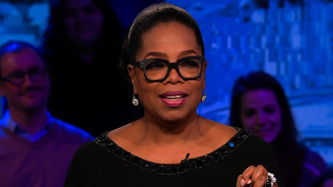 Oprah Winfrey says the Parkland activists remind her of civil rights icons