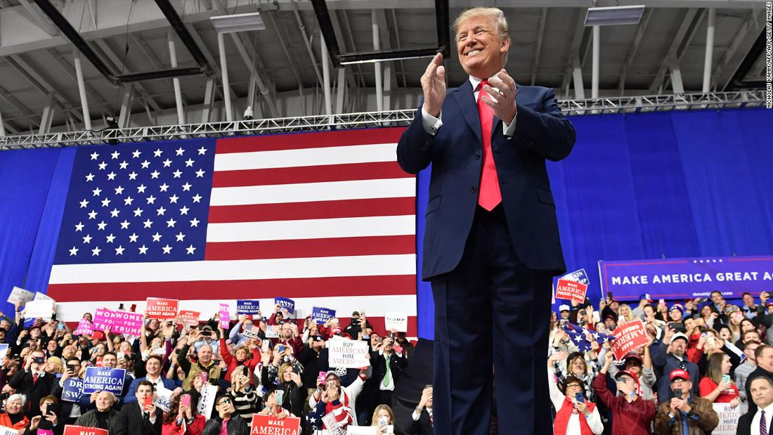 the future of donald trumps campaign of making america more great in 2020 Brad parscale, donald trump's campaign manager for the 2020 elections, demanded in a twitter post that congress investigate whether google is a threat to the republic he linked to a video of a .