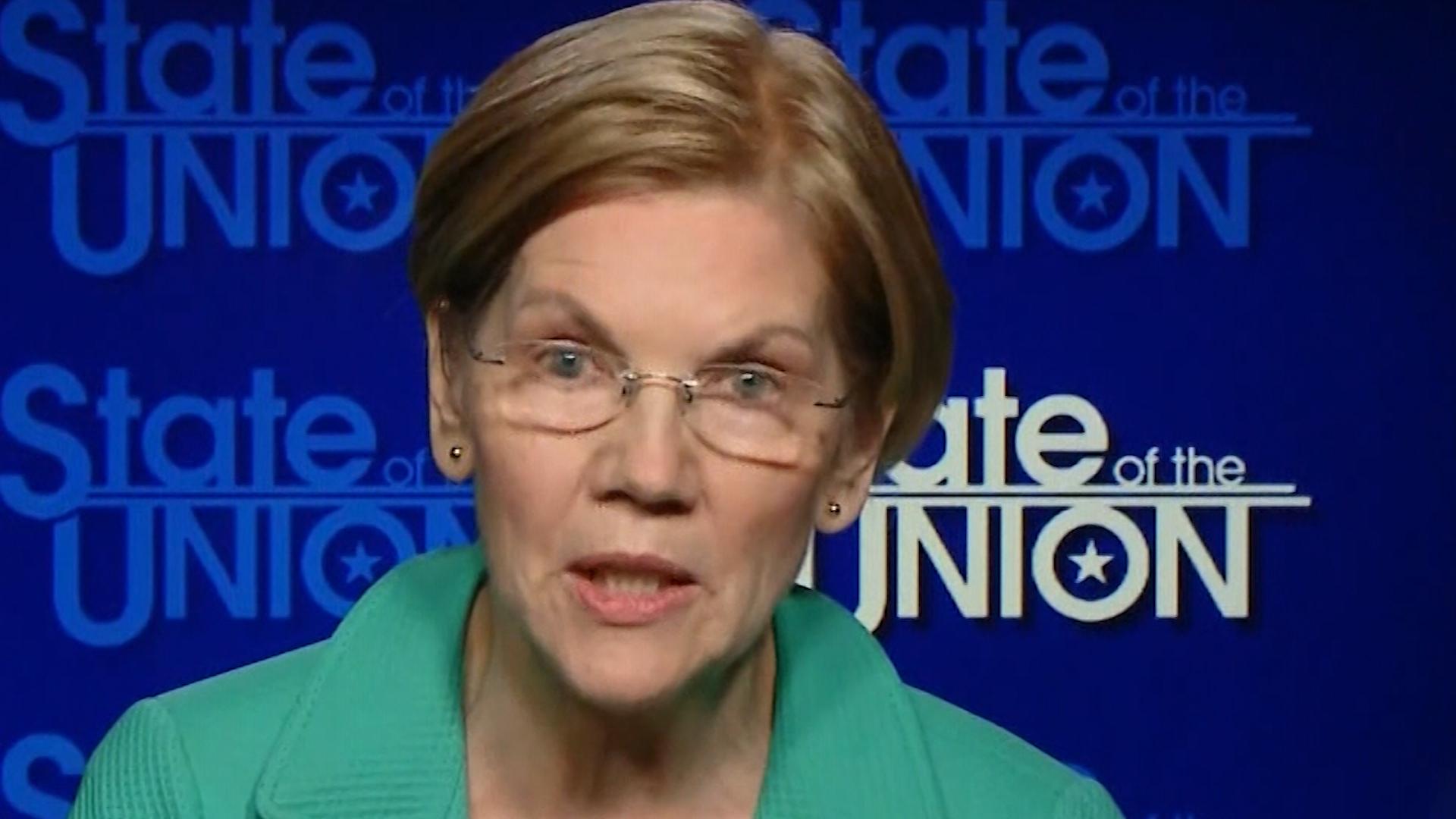Warren I M Not Running For President In 2020 Cnn Video