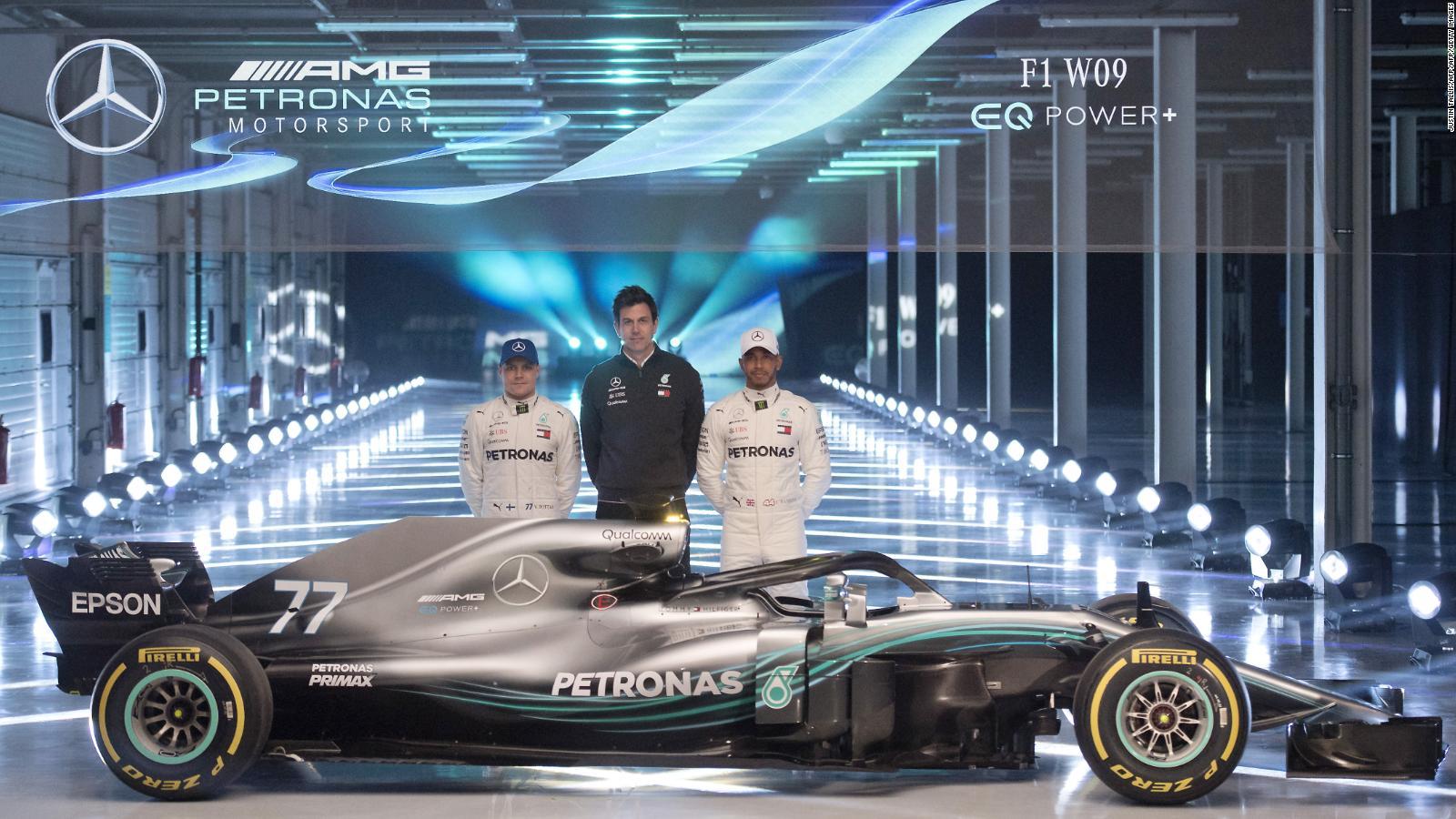 Mercedes boss Toto Wolff on the 2018 F1 season