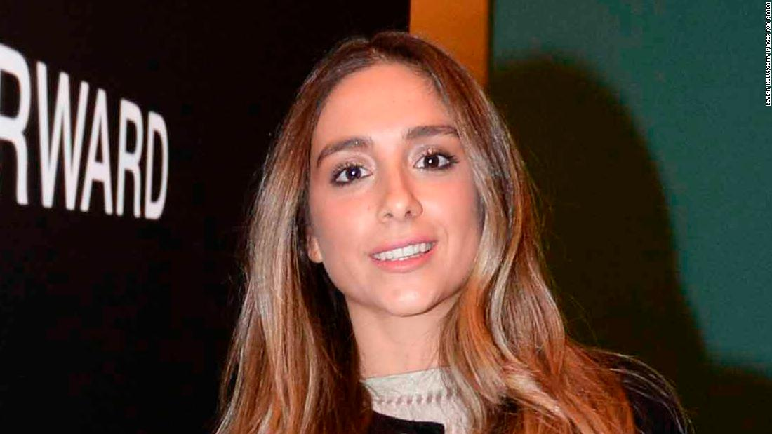 Mina Basaran: Turkish socialite killed in plane crash after bachelorette party