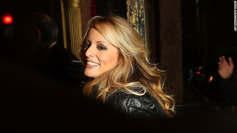 New links between Trump, Stormy Daniels