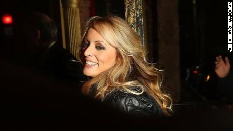 Hearing set in Stormy Daniels' lawsuit against Trump