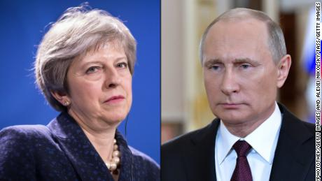 'Highly likely' Russia poisoned former spy, UK's Prime Minister says