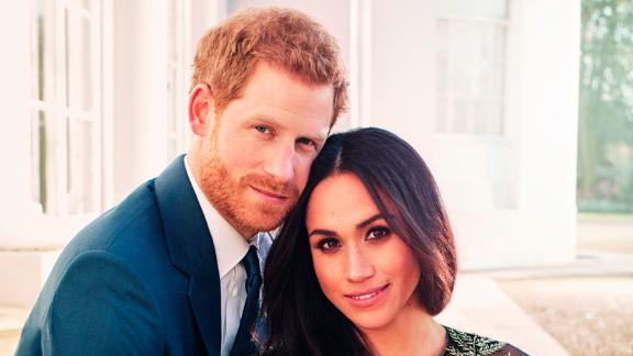 This engagement photo was released by Kensington Palace.