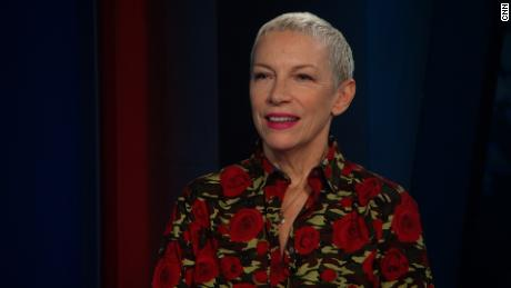 Annie Lennox Tour 2020 Annie Lennox on her music, advocacy and Oxfam   CNN Video