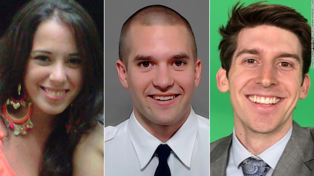 These are the victims of the NYC chopper crash