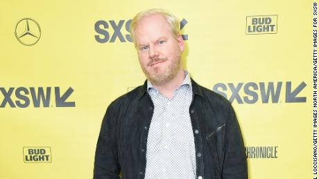 "Actor and comedian Jim Gaffigan attends the ""You Can Choose Your Family"" premiere during the 2018 SXSW Conference"