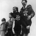 Donald Crowhurst family english yachtsman