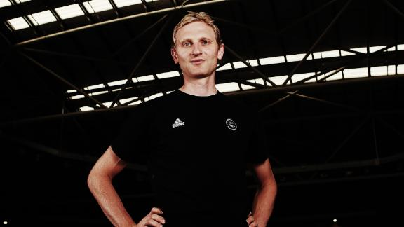 The New Zealander will test himself against some of the world's best in April having been selected for the Commonwealth Games.