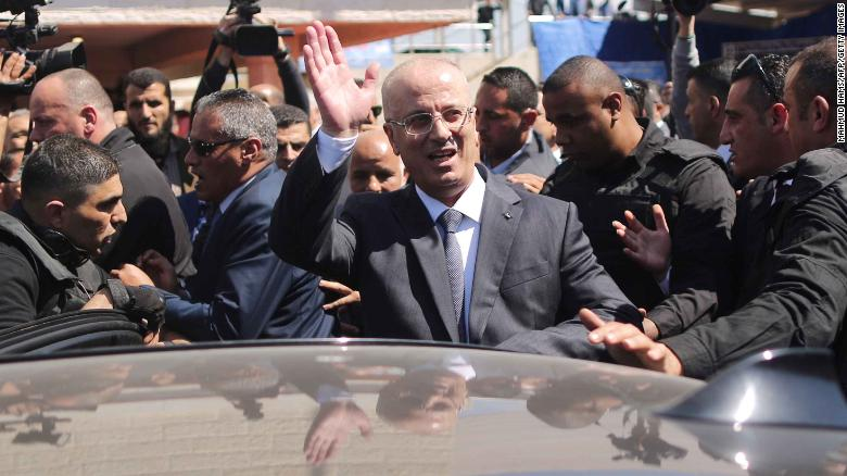 Palestinian PM targeted in assassination attempt