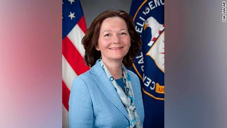 This undated photo released by the CIA, shows CIA Deputy Director Gina Haspel.  Haspel, who joined the CIA in 1985, has been chief of station at CIA outposts abroad. In Washington, she has held several top senior leadership positions, including deputy director of the National Clandestine Service and deputy director of the National Clandestine Service for Foreign Intelligence and Covert Action. (CIA via AP)