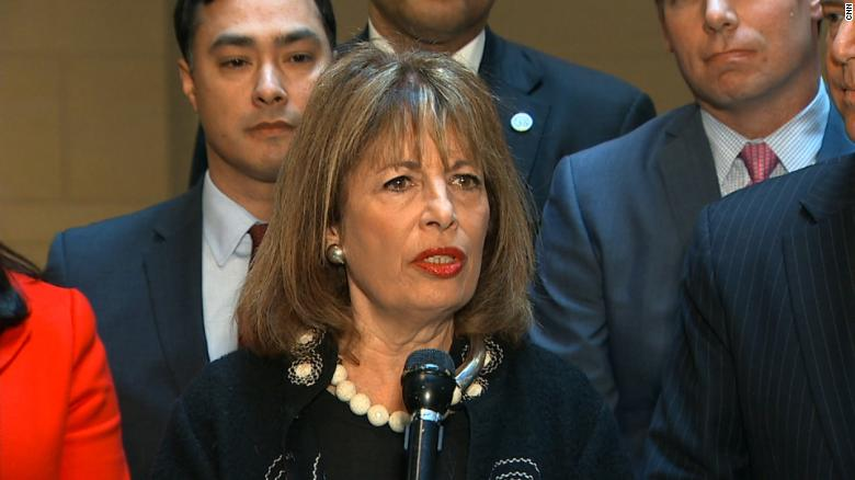 Speier: GOP report cooked before it was baked
