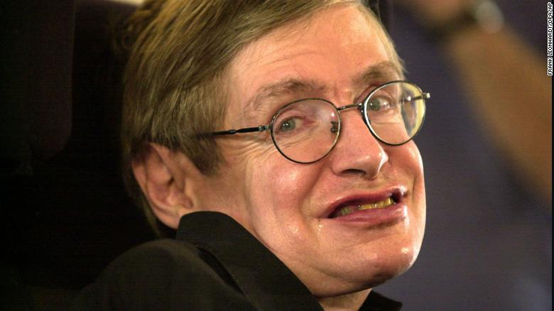 Stephen Hawking's lighter moments